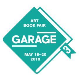 GARAGE ART BOOK FAIR в Москве
