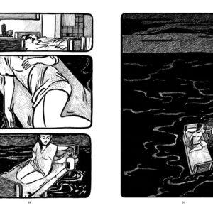 Фрагмент из комикса «Разделение»