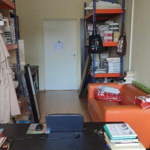 Наш старый офис. Будем скучать!