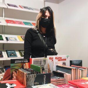 Наша незаменимая помощница Арина в Москве
